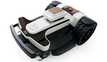 ambrogio commercial robotic lawnmower 4.36 elite autonomous mower robot